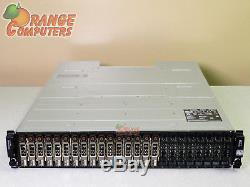 Dell PowerVault MD1220 6Gbps DAS Dual EMM 16x 300GB (4.8TB @ 10K) Storage Array