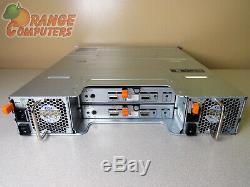 Dell PowerVault MD1220 6Gbps DAS Dual EMM 16x 600GB (9.6TB @ 10K) Storage Array
