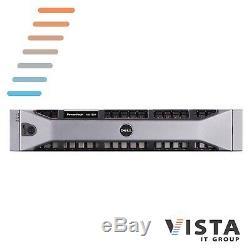 Dell PowerVault MD1220 9.6TB SATA All Flash SSD Storage Array
