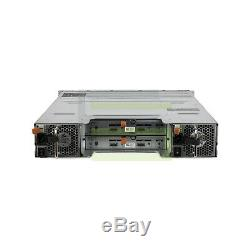 Dell PowerVault MD1220 Storage Array 24x 1.8TB 10K SAS 2.5 12G Hard Drives