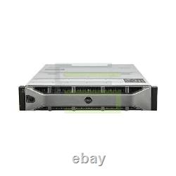 Dell PowerVault MD1220 Storage Array 24x 300GB 15K SAS 2.5 6G Hard Drives