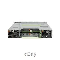 Dell PowerVault MD1220 Storage Array 24x 400GB SAS 2.5 12G SSDs