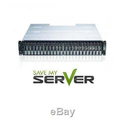Dell PowerVault MD1220 Storage Array H800 Raid Controller 24x 146GB 15K SAS