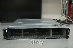 Dell PowerVault MD1220 Storage Array P/NE01M with 2x MD12 Controllers JBOD