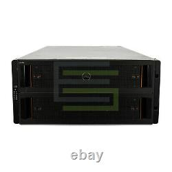 Dell PowerVault MD1280 Storage Array 84x 2TB 7.2K NL SAS 3.5 6G Hard Drives