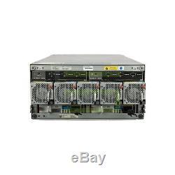 Dell PowerVault MD1280 Storage Array 84x 3TB 7.2K NL SAS 3.5 6G Hard Drives