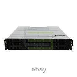 Dell PowerVault MD1400 Storage Array 12x 10TB 7.2K NL SAS 3.5 12G Hard Drives