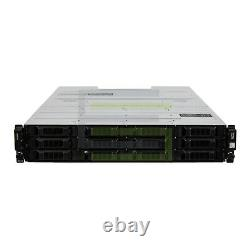 Dell PowerVault MD1400 Storage Array 12x 14TB 7.2K NL SAS 3.5 12G Hard Drives