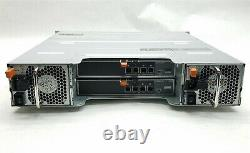 Dell PowerVault MD1400 Storage Array 212G-SAS-4 Controller 126TB HDD 2600W PS