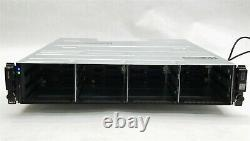 Dell PowerVault MD1400 Storage Array No Caddy 212G-SAS-4 Controller 2600W PS