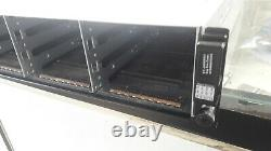 Dell PowerVault MD1400 Storage Array with 2 x E09M004 units/ 2 x 600W PS