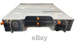 Dell PowerVault MD1420 12Gb/s SAS Storage Array- 16x 1.2TB 10K + 8x 800GB SSD