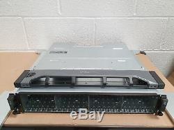 Dell PowerVault MD1420 SAS 12G DAS Dual Controller Storage Array 24x 2.5'' SFF