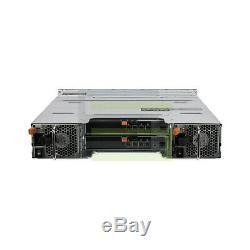 Dell PowerVault MD1420 Storage Array 24x 2TB 7.2K NL SAS 2.5 12G Hard Drives