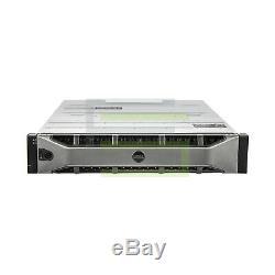 Dell PowerVault MD1420 Storage Array 24x 300GB 15K SAS 2.5 12G Hard Drives