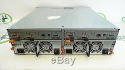 Dell PowerVault MD3000 15-Bay Storage Array 2x CM670 SAS Controller 2x 488W PSU
