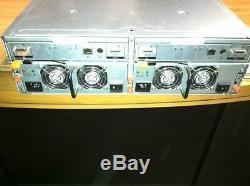 Dell PowerVault MD3000 Array 15 x 1TB SAS 7.2K 15TB Storage Array