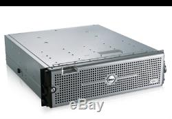 Dell PowerVault MD3000i iSCSI 15 BAY SATA/SAS Storage Array SAN + 15 Caddies