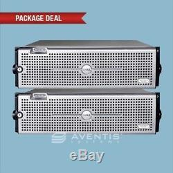 Dell PowerVault MD3000i iSCSI SAN Array and MD1000 Array 60TB SATA Storage