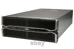 Dell PowerVault MD3060e 40 x 3TB SAS
