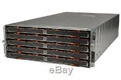 Dell PowerVault MD3060e 40 x 3TB SAS, Dell Enterprise Class Hard Drives, Rails