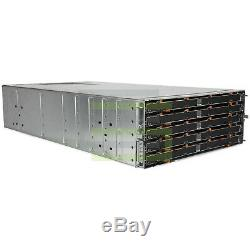 Dell PowerVault MD3060e Storage Array 60x 12TB 7.2K NL SAS 3.5 6G Hard Drives