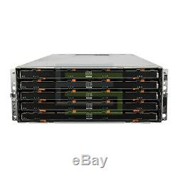 Dell PowerVault MD3060e Storage Array 60x 3.84TB SAS 2.5 12G SSDs