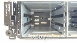 Dell PowerVault MD3200 12-Bay 3.5 Storage Array 2x N98MP CTRL 2x PSU with Rails
