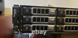 Dell PowerVault MD3200 12-Bay 3.5 Storage Array- 36TB Included