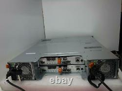 Dell PowerVault MD3200 12-Bay 3.5 Storage array with 2x 0N98MP Controller