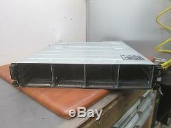Dell PowerVault MD3200 Raid Storage Array with 2xSAS 4-Port N98MP, and 2x PSU