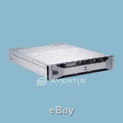 Dell PowerVault MD3200 SAN Storage Array with Dual Controllers and Dual Power