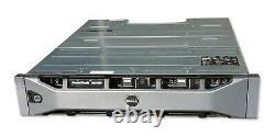 Dell PowerVault MD3200i 12x 2TB iSCSI Storage Array Dual PSU, Dual Controller