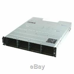 Dell PowerVault MD3200i 1x Controllers 2x 600W PSU 12LFF SAN Storage Array