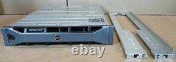 Dell PowerVault MD3200i iSCSI SAN SAS Storage Array 12x3.5 Dual 770D8 Controll
