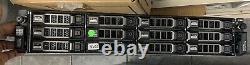 Dell PowerVault MD3200i iSCSI SAN Storage Array 12 Bay 2U DAS 12 x 600GB