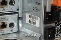 Dell PowerVault MD3220 24-Bay SAS Storage Array Dual 600W PSU Dual MD32 N98MP