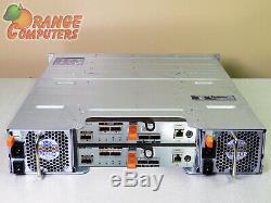Dell PowerVault MD3220 6Gbps DAS 24x 600GB (14.4TB @ 10K) Storage Array