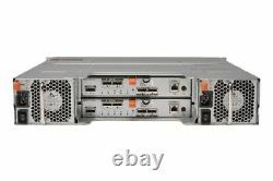 Dell PowerVault MD3220 SAS Direct Attach Storage Array DAS 2xCNT 2xPS SAS 2U