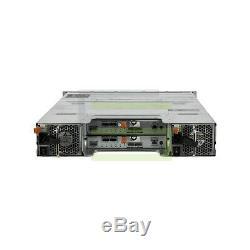 Dell PowerVault MD3220 Storage Array 24x 200GB SAS 2.5 12G SSDs