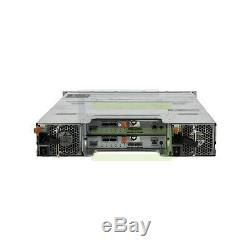 Dell PowerVault MD3220 Storage Array 24x 400GB SAS 2.5 12G SSDs