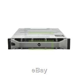 Dell PowerVault MD3220 Storage Array 24x 800GB SAS 2.5 12G SSDs