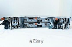 Dell PowerVault MD3220 Storage Array with 24X SFF Caddies, 2X 0N98MP + PSUs