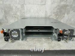 Dell PowerVault MD3220i 24-Bay 2.5 iSCSI SAN Storage Array Dual Power