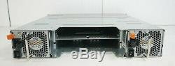 Dell PowerVault MD3220i 24-Bay 2.5 iSCSI SAN Storage Array No Controller HDD
