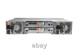 Dell PowerVault MD3220i 6 x 3.84TB SAS Dell SSDs, Rails