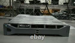 Dell PowerVault MD3220i Storage Array with Dual PSU & Dual Controllers 0770D8