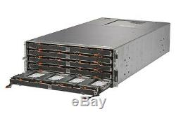 Dell PowerVault MD3260 20 x 2TB Enterprise SAS 40TB Dense RAID Storage Array