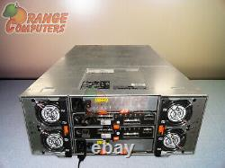 Dell PowerVault MD3260 6Gbps DAS Dual EMM 48x 6TB SAS Storage Array 288TB