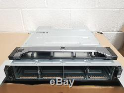 Dell PowerVault MD3400 12G SAS Dual Controller 12x 3.5'' LFF SAN Storage Array